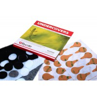 Mix Colours Undercovers - pack of 30 uses