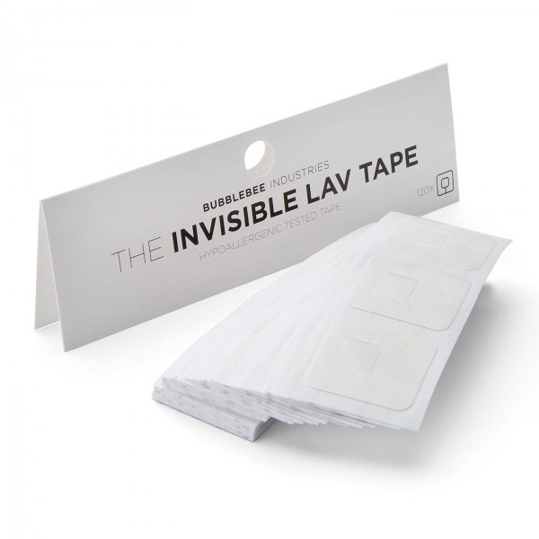 Invisible LAV Tape