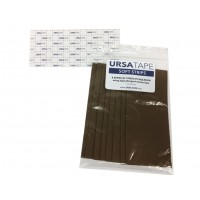 URSA TAPE Soft Strips, 8x large strips - brown