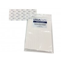 URSA TAPE Soft Strips, 8x large strips - white