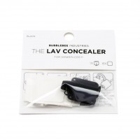 The Lav Concealer, Sanken COS-11, Black (Single)