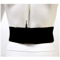 Waist Strap X Large - black, big pouch