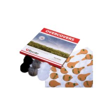 Mix colour overcovers - pack of 25 uses