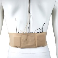 Double Pack Waist Straps - beige - large