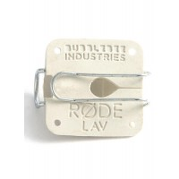 The Lav Concealer, RODE LAV, WHITE