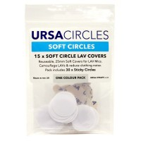 Soft Circles Pack (Pack of 15) - white