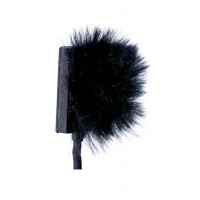 4S Furry Mount, black